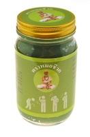 Зеленый тайский бальзам,100 грамм